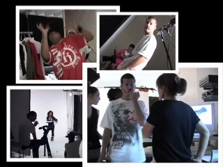 Making of photos Unkut bonus 2007