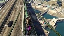 GTA 5 - LE PLUS GROS BORDEL DE TOUS LES TEMPS !