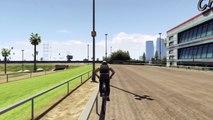 GTA 5 - Online stunts & FUN ! Gros bordel avec les abonnés