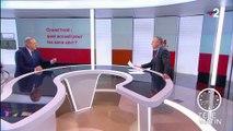"""Les 4 Vérités : """"Le gouvernement est mobilisé pour les sans-abris"""", dit Jacques Mézard, ministre de la Cohésion des Territoires"""