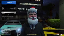 Gta 5 Online Christmas Masks.Gta Online Christmas Gifts Masks Snow Clothes Video