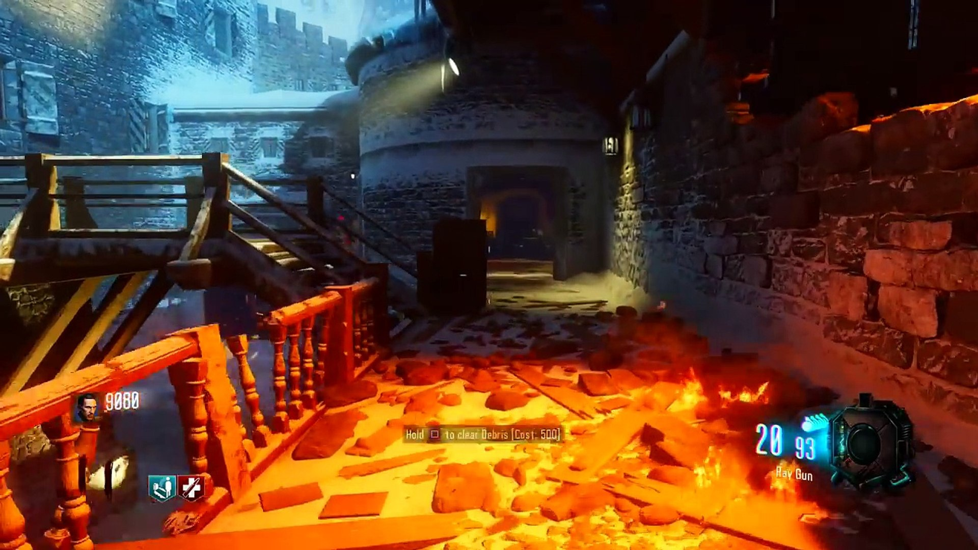 Black Ops 3 Zombies How To Pack A Punch On Der Eisendrache