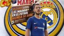يورو بيبرز: انتقال هازارد الى ريال مدريد يعتمد على برشلونة... ودي ماريا يكشف سبب فشل انتقاله الى برشلونة