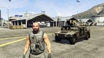 MILITARY HUMVEE IN GTA 5 - Military Hummer Vehicle Mod in GTA V PC