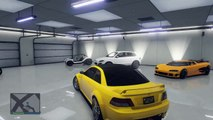 GTA 5 Glitches - Drive Inside Your Garage Online Glitch! (GTA 5 Glitches After Patch 1.17)