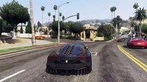 GTA 5 New DLC Cars - Zentorno, Messacro, Huntley S & Thrust Showcase (GTA 5 High Life DLC)