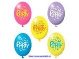 Party Dekoration Für Die Kindergeburtstagsparty
