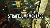 MW3 Strafe Jump Montage - NEW Jumps & Spots!