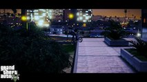 GTA 5 Epic BMX stunts montage (Grinds, Flip, Spin, Roll Tricks) / GTA V Online オンライン スタント