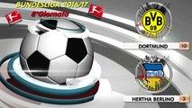"""5 Minuti Di Recupero (""""Dortmund-Hertha / Lione-P.S.G'') ---RECUPERO---"""
