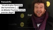 """Olivier de Benoist :""""Je suis le plus féministe des humoristes"""""""