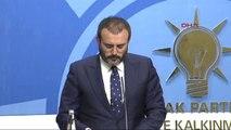 AK Parti Sözcüsü Ünal Pyd, Rakka, Afrin ve Deyriz Zor'da 400 Deaş'lı Militanı Savaşma Şartıyla...