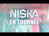 Niska en tournée avec Skyrock !
