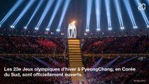 JO 2018 : Revivez en images la cérémonie d'ouverture
