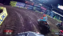 GoPro Cole Seely Main Event 2018 Monster Energy Supercross from Oakland