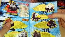 EDICOLA #102: The Epic Animals MEGA MACCHINE - una collezione davvero ruggente!!