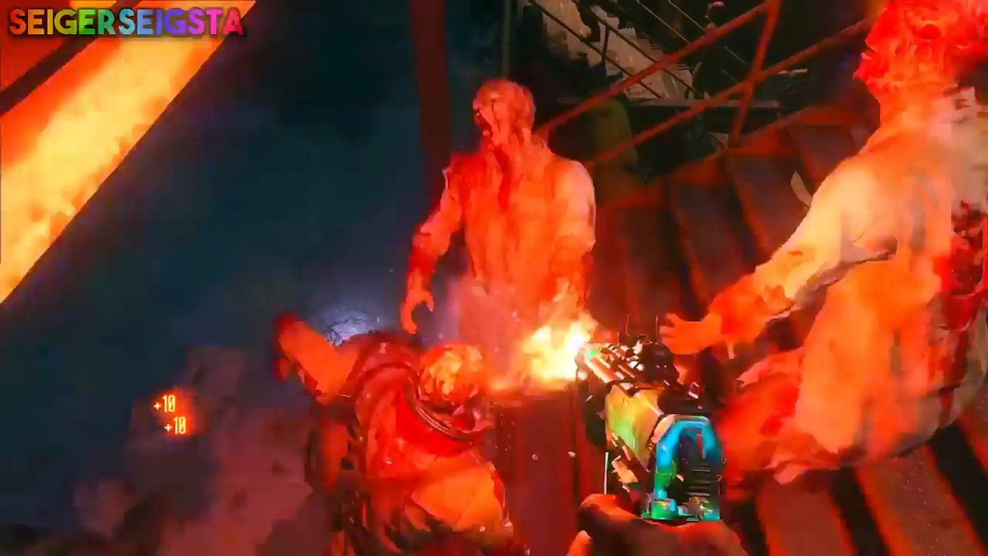 Zombies Chronicles BO3 Glitches NEW ASCENSION JUMP in Pile up Glitch (BO3 Glitches)