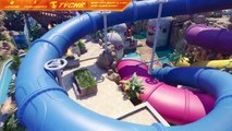 """Black Ops 3 Multiplayer Glitches: *NEW* Inside The Blue Tube On Splash! OUT OF MAP """"Bo3 Glitches"""""""