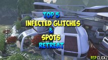 COD AW Glitches - COD AW Best Infected Glitches on Retreat - COD AW Infected Glitches