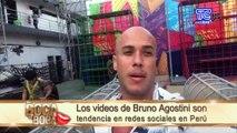 Bruno Agostini vuelve locas a sus fanáticas venezolanas