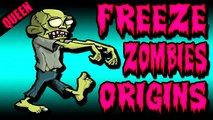 How To Freeze Zombies for ORIGINS Glitch - Black Ops 2Origins Zombies Glitches