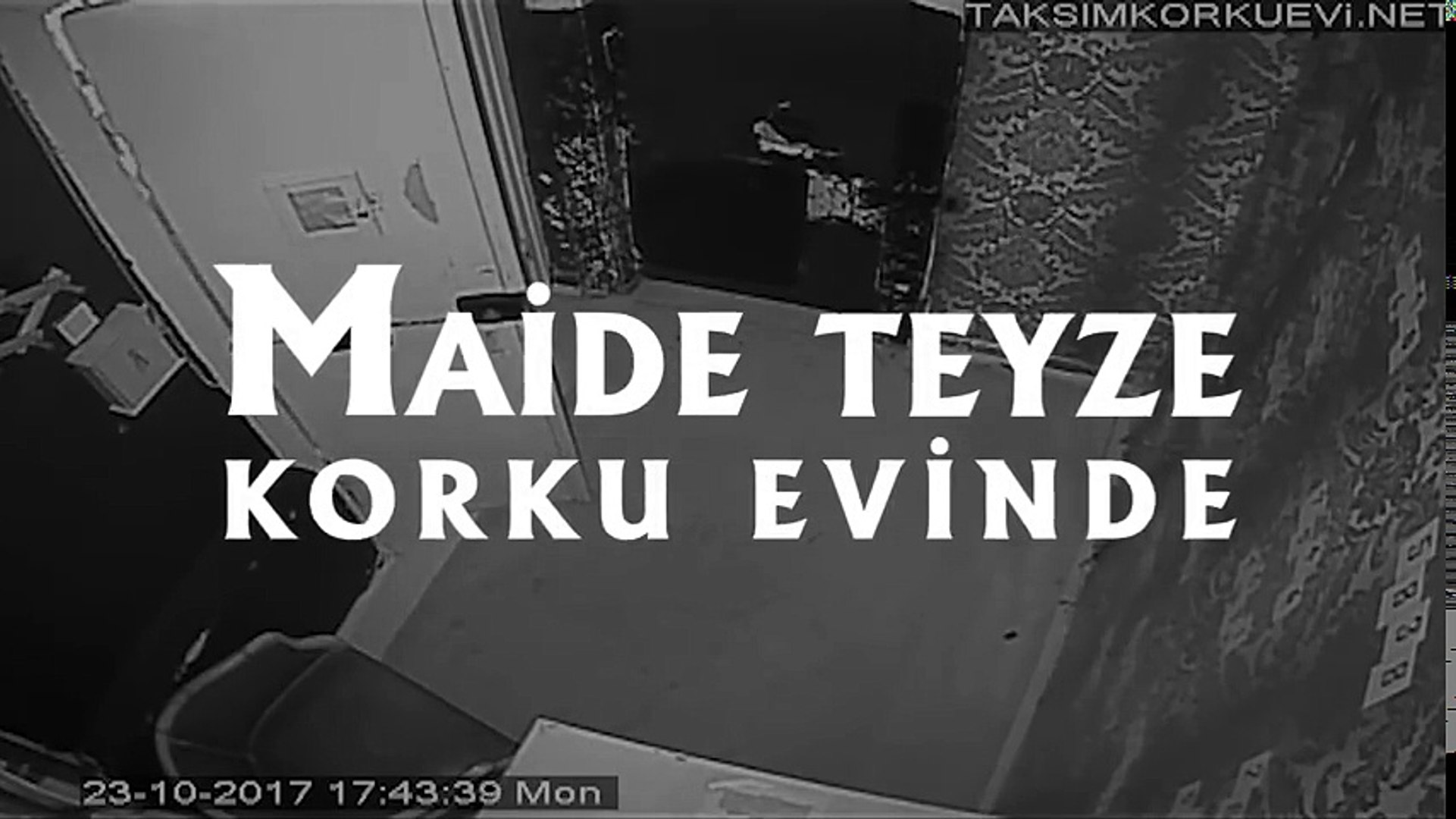 Maide Teyze Korku Evine Giderse