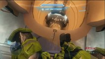 Halo 4 Glitches & Tricks - Ontop of Abandon and Best spot ever!