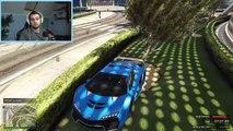 Grand Theft Auto 5 - STUNTY - Prvý Krát s Autom #12