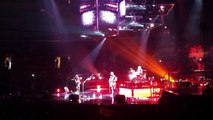 Muse - Star Spangled Banner + Interlude + Hysteria, Staples Center, Los Angeles, CA, USA  9/25/2010