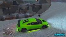 GTA 5 Online: IN DER LUFT FLIEGEN | FLY GLITCH | Deutsch