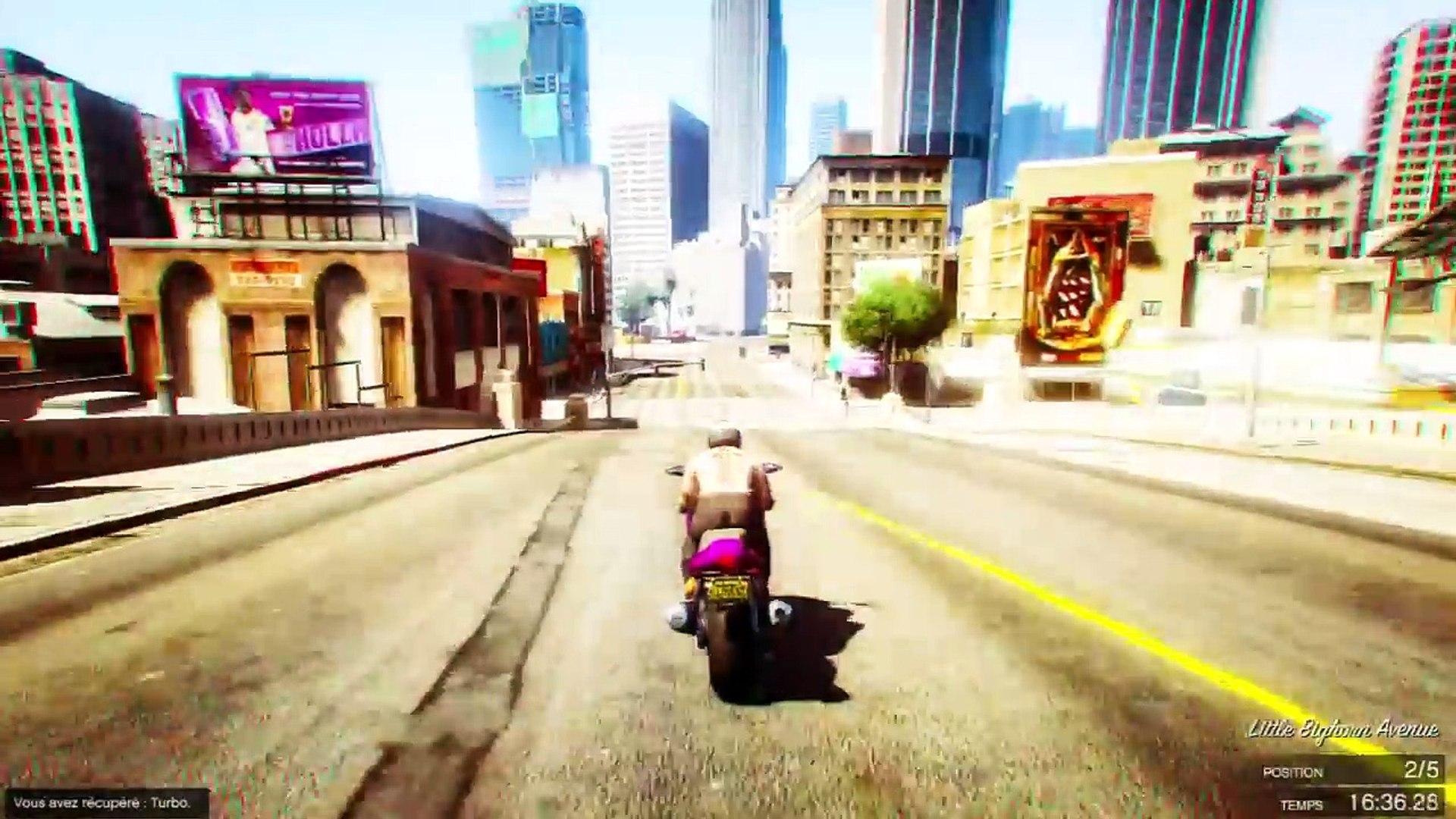 GTA 5 - 1 000 000 $ Video ! Hakuchou BEST stunts