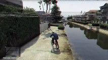 GTA 5 Stunts 5 - Epic BMX Stunts