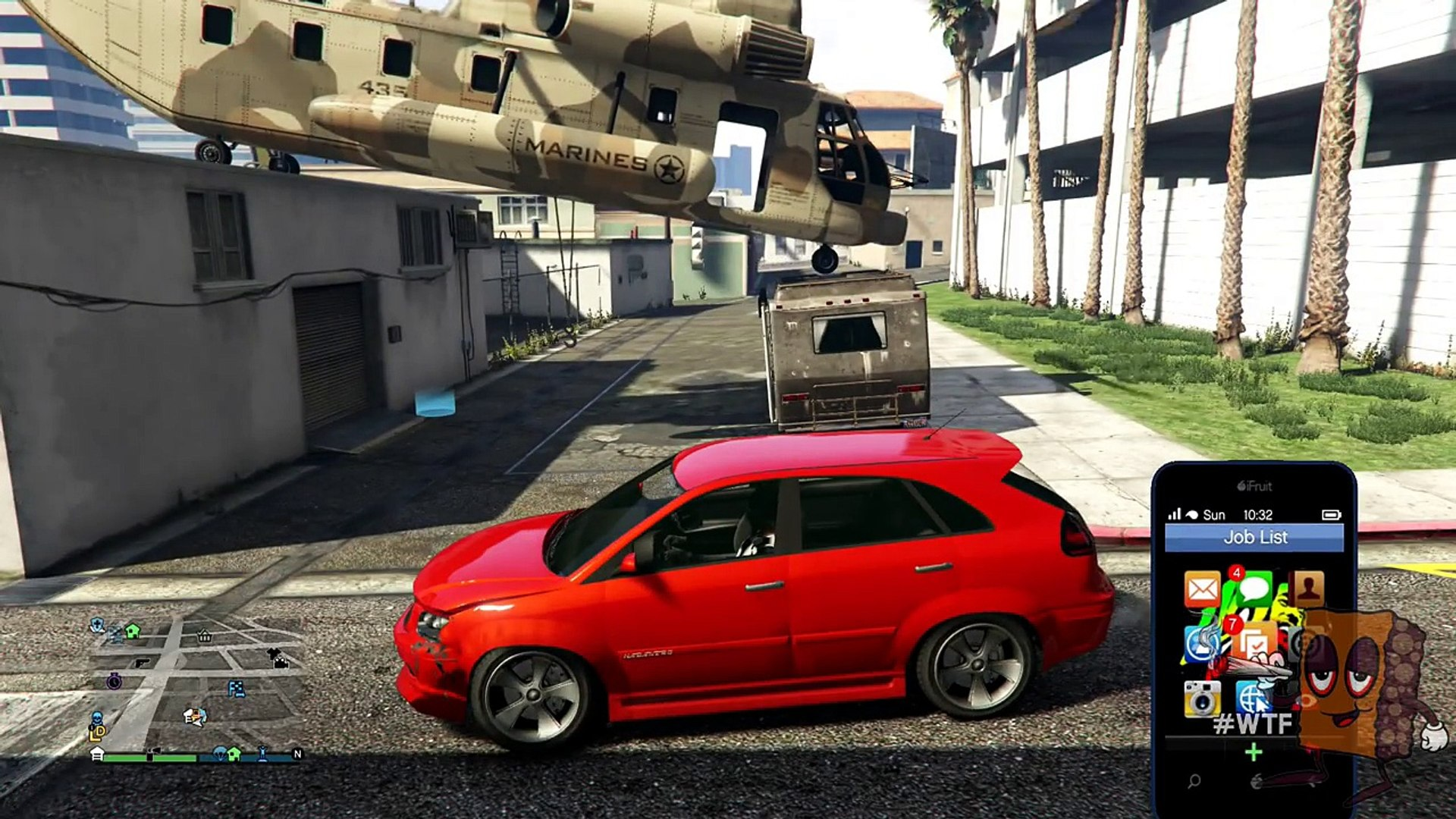 (PATCHED???) GTA 5 Glitches: Unlimited money duplicating cars patch 1.27/1.32 (GTA 5 glitches)