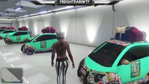 GTA 5 glitches - (PATCHED) How to get a monster truck in your garage for Xbox One & PS4