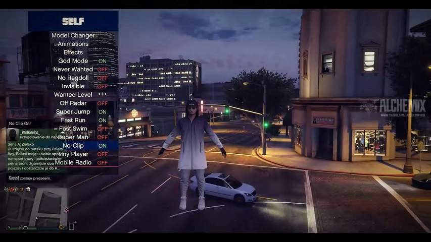GTA 5 PC Online 1.42 Mod Menu - JOB V2 Release (FREE DOWNLOAD)