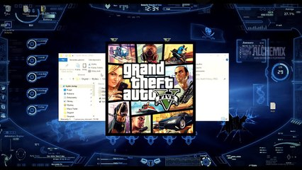 GTA 5 PC Online 1.42 Mod Menu w/Stealth Money (FREE DOWNLOAD)