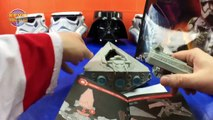 Star Wars Micro Machines Star Destroyer Playset Star Wars The Force Awakens Nesting Dolls Unboxing