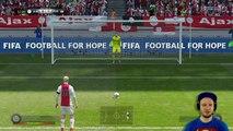 Ajax Amsterdam vs PSV Eindhoven (Fifa 16 Spielerkarriere #13) Lets Play Fifa