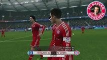 Bundesliga - HSV VS FC Bayern München [Lets Play #34]