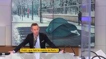 """Froid : """"En ce qui concerne les hébergements d'urgence, la ville de Paris fait son boulot mais l'Etat ne suit pas"""", estime Ian Brossat #8h30politique"""