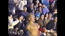 SATO/Shiryu/Terry Boy vs Gran Naniwa/Jinsei Shinzaki/TAKA Michinoku (Michinoku Pro October 30th, 1994)