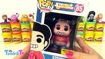 Steven Universe Sürpriz Yumurta Oyun Hamuru - LPS Karlar Ülkesi Emoji Cicibiciler