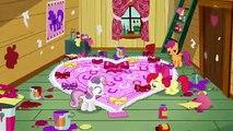 My Little Pony  La magia de la amistad El Día de los Corazones y los Cascos - Temporada 2 Capítulo 17 Español Latino