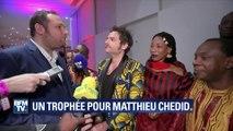 Victoire de la musique: Matthieu Chedid consacré meilleur album musique du monde