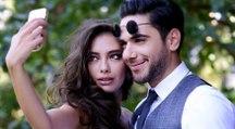 Neslihan Atagül and Kadir Dogulu - Beautiful Turkish Celebrity Couple Together - Neslihan Atagül With Husband Kadir Dogulu