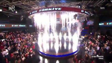 O Ses Türkiye 2018 şampiyonu Lütfiye Özipek
