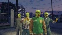 GTA 5 Halloween DLC Update Released on Xbox 360 & PS3?!? (GTA 5 DLC)