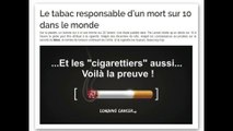 """La """"cigarette"""" c'est bien pire que ça ! Un vrai scandale sanitaire """"le filtergate""""...!  (Hd 1080)"""