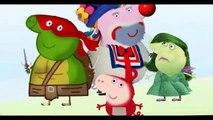 Peppa Pig George chaves 3 episódios chaves ladrão chaves apaixonadoe os desenhos totoykids