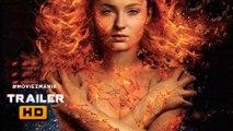 X-MEN_ DARK PHOENIX Teaser Trailer #1 (2018) Jennifer Lawrence, Sophie Turner Marvel Concept
